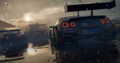 Forza Motosport 7 - новое видео в 4k