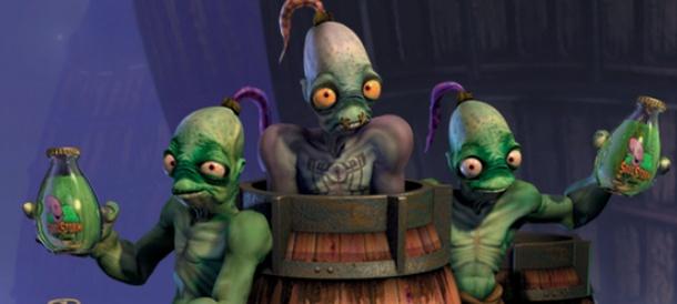 Oddworld: Abe's Oddysee бесплатно