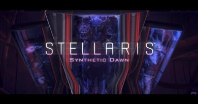 Stellaris - DLC Synthetic Dawn