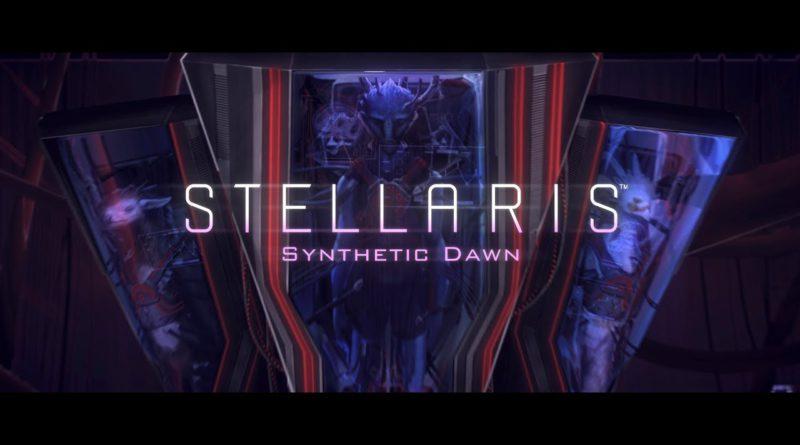 Stellaris - DLC Synthetic Dawn