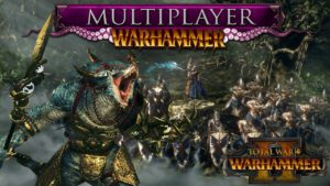 Total War: WARHAMMER II - Мультиплеер