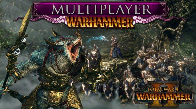 Total War: WARHAMMER II - Мультиплеер