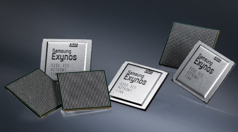 Samsung - 7нм уже в 2018