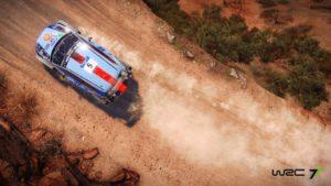 WRC 7 - Видео Корсика