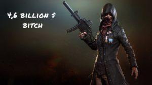 Battlegrounds 4,6 млрд долларов