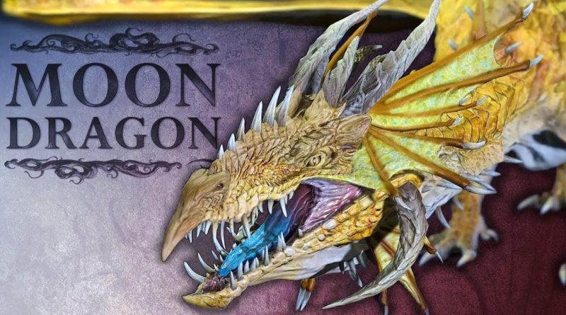 Лунный дракон