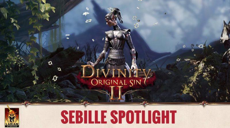 Divinity: Original Sin 2 - Sebille