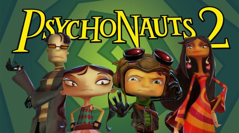 Psychonauts 2 - гемплей