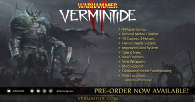 Warhammer: Vermintide 2 - Видео