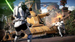 Battlefront и Battlefront II вновь запущены сервера