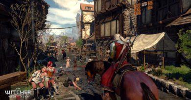 Ведьмака 3 - в 4к для PS4 Pro