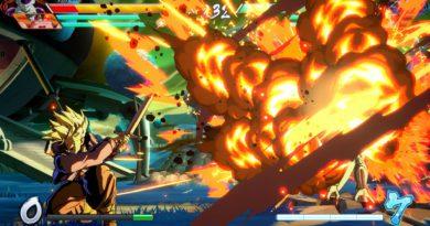 Dragon Ball FighterZ - Трейлер