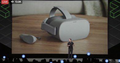 Oculus Go - Новый шлем VR