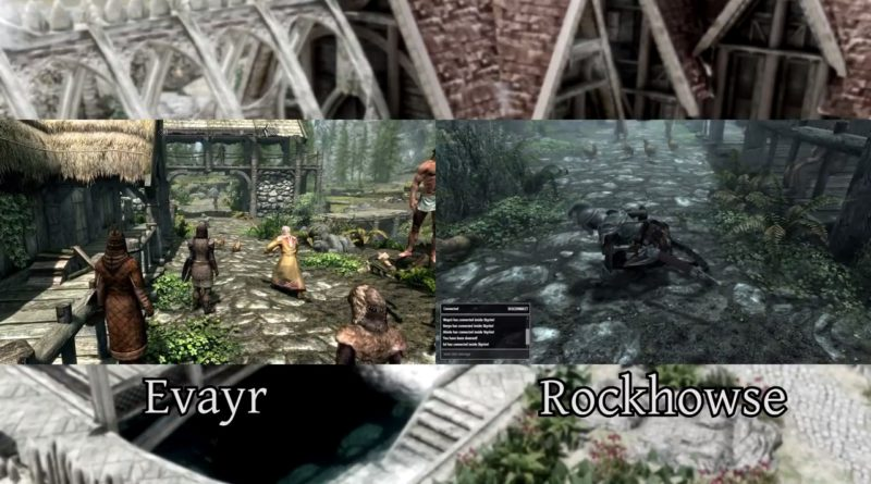Skyrim - Together кооператив