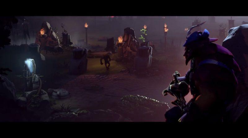 Dota 2 - обновление The Dueling Fates