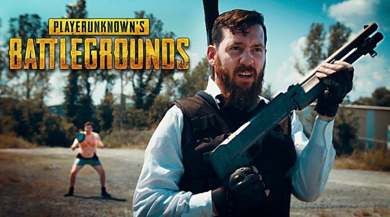 Battlegrounds - THE ZONE видео