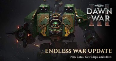 Dawn of War III - обновление Endless War
