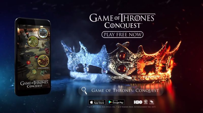 Game of Thrones: Conquest - Релиз