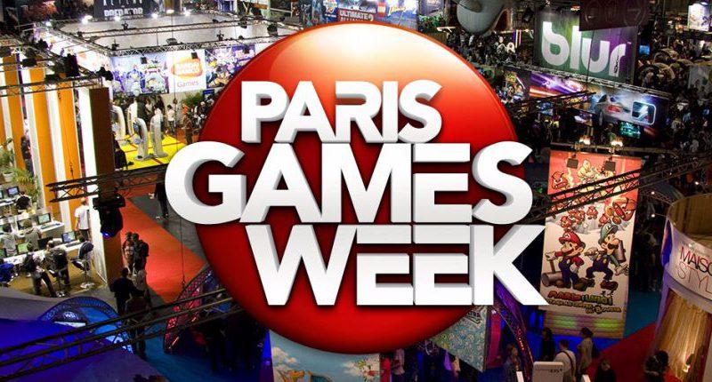 Paris Games Week 2017 - Подборка новых видео