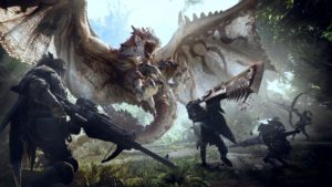 Monster Hunter World - Бета тест и подробности
