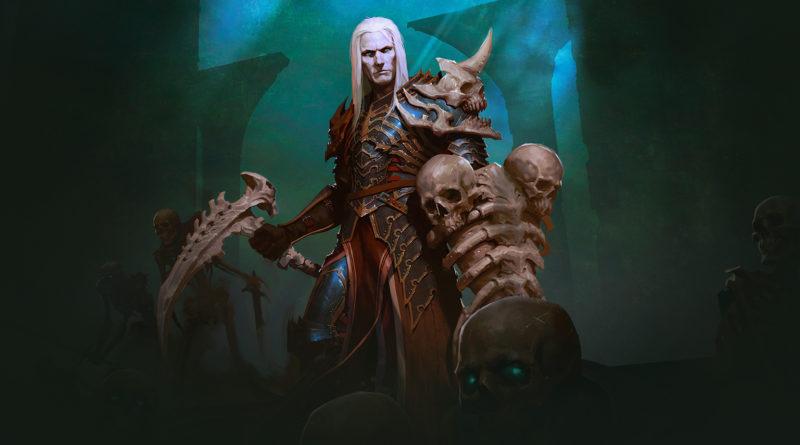 Diablo III - Скидка на некроманта