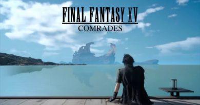 Final Fantasy XV - Системные требования