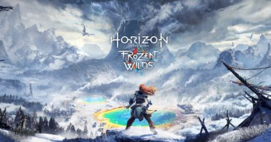 Horizon: Zero Dawn - Геймплея из DLC The Frozen Wilds