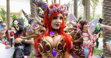 Overwatch, Warcraft, Diablo и другие: лучший косплей с BlizzCon 2017