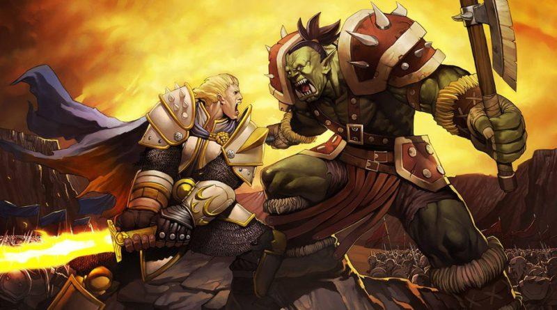 В World of Warcraft исчезнет разделение серверов на PvP и PvE