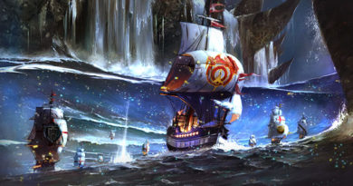ArcheAge 4.0 - Морская арена