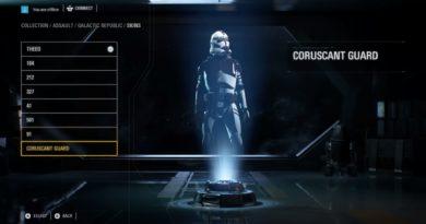 Star Wars Battlefront II - Редактор персонажей