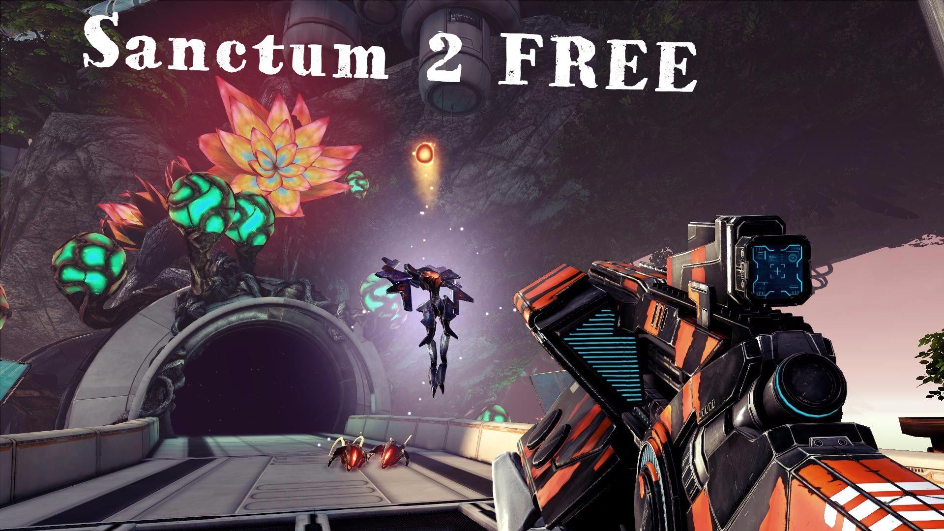 Sanctum 2 — Бесплатно на humblebundle