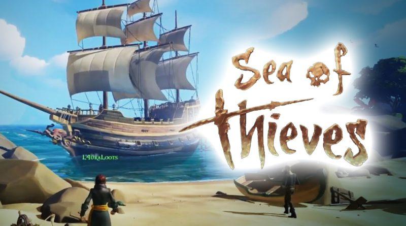Sea of Thieves - Новое видео новые обещания