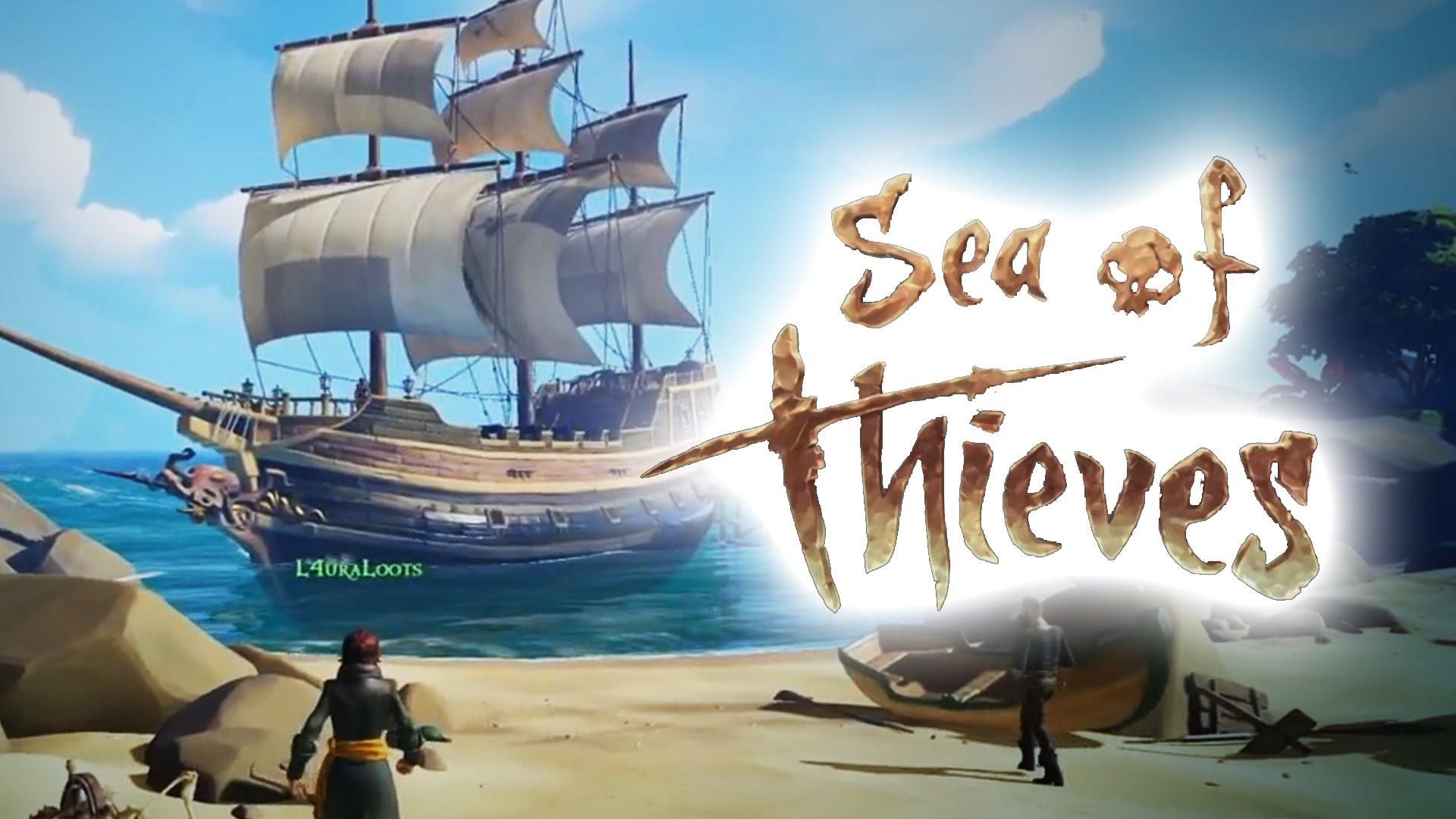 Sea of Thieves — Новое видео новые обещания