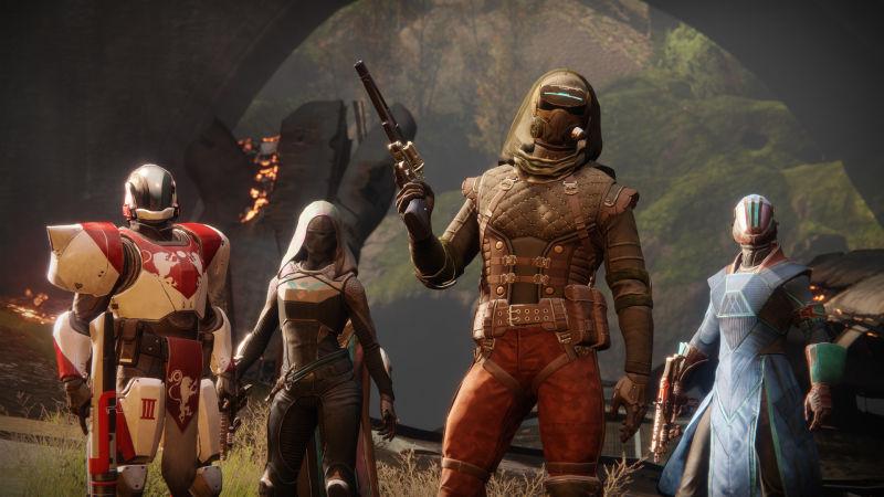 Destiny 2 — Двойной опыт в команде