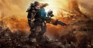 EA - купили Titanfall