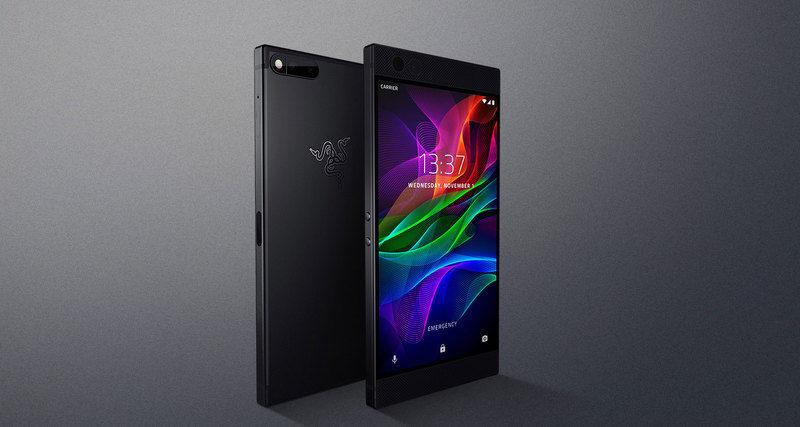 Razer - мощный смартфон