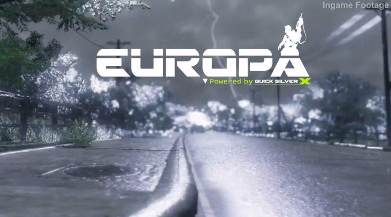 Europa - погода