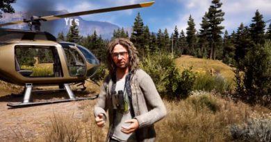Far Cry 5 - игровой процесс