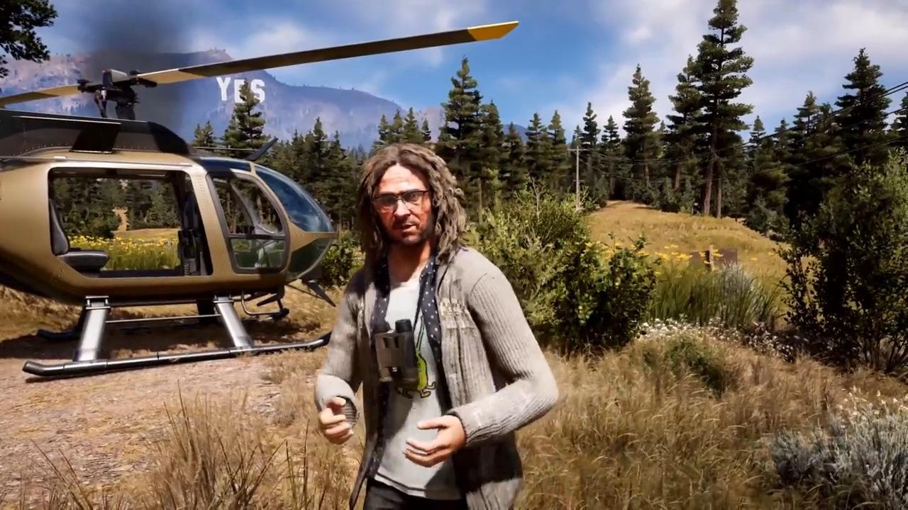 Far Cry 5 — игровой процесс