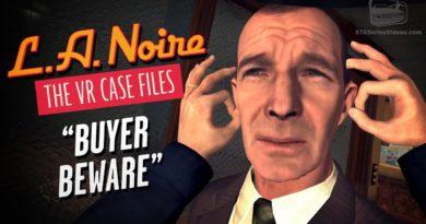 L.A. Noire - VR это смИшно