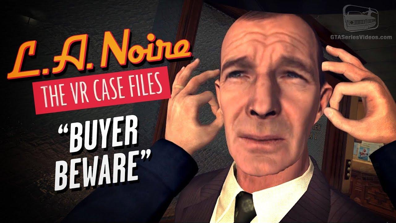 L.A. Noire — VR это смИшно
