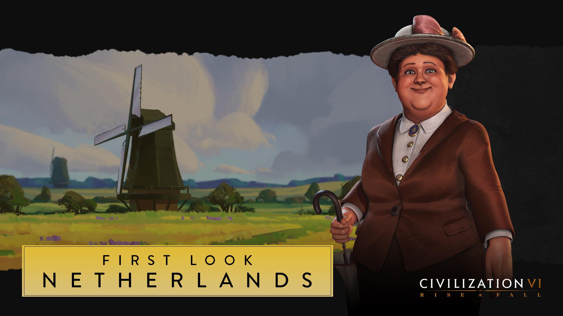 Civilization VI — Нидерланды