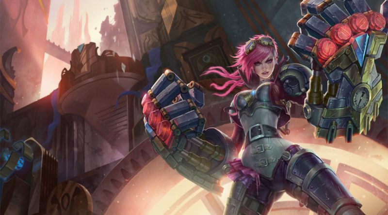 League of Legends - Our Game