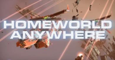 Homeworld Mobile — трейлер: PAX