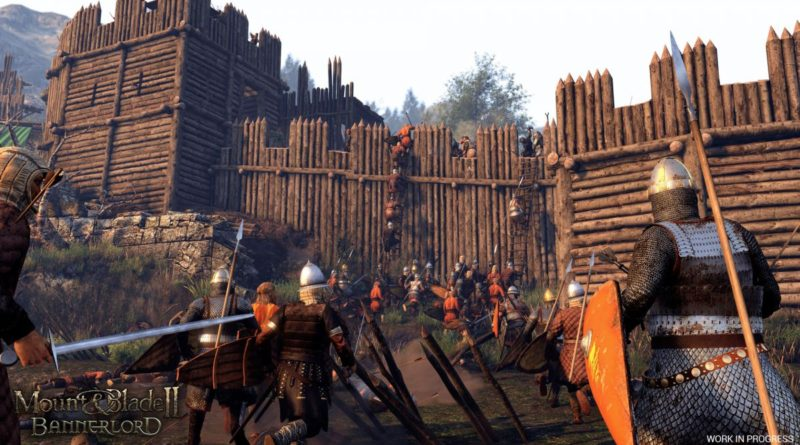 Mount & Blade II: Bannerlord — 31 марта ранний доступ